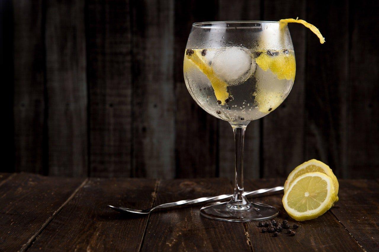 gin et gastronomie